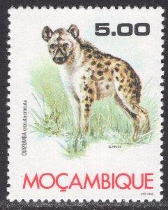 MOZAMBIQUE SCOTT 562