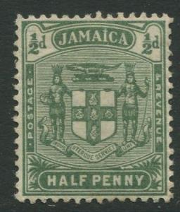 Jamaica #58 Arms of Jamaica  MNH  Scott CV. $4.00