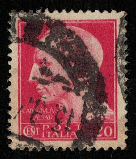 1929, Serie Imperiale, Italy, 20c (RT-376)