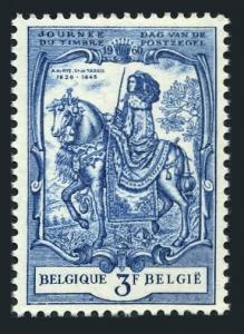 Belgium 539,MNH.Mi 1178. Alexandrine de Rye,Countess of Taxis,1960.Eggermans.