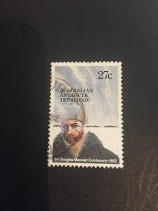 *Australian Antarctic Territory #L53u
