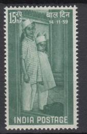 India - 1959 Children's Day Sc# 326 - MNH (85)
