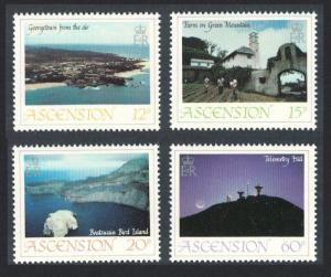Ascension Island Views 1st series 4v SG#337-340 SC#328-331