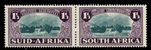 South Africa 1939 Huguenot Landing 1½d+1½d SG 84 mint