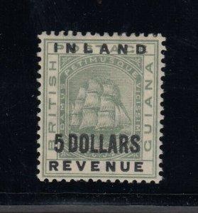 British Guiana, Sc 128 (SG 189), MLH
