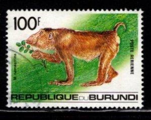 Burundi - #C298 Animals - Used