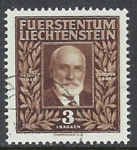Liechtenstein 165 Used 1940 issue (ap7295)
