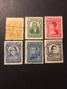 Colombia sc 339-344 u