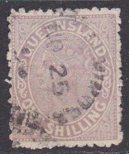 Queensland Sc #70 Used; Mi #57