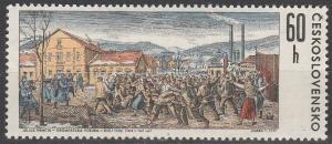 Czechoslovakia #1784 MNH F-VF  (V3920)