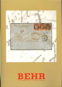 83eme Vente a Prix Net, Behr 83
