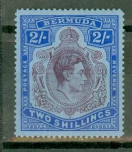 Bermuda 123 mint variety perf 14 1/4 Gibbons CV $320