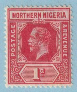 NORTHERN NIGERIA 41  MINT HINGED OG * NO FAULTS VERY FINE !