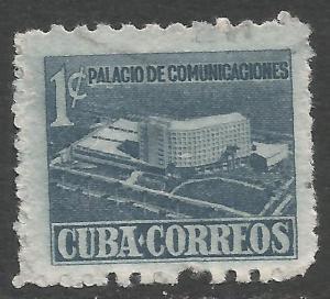CUBA RA16 VFU W696-6