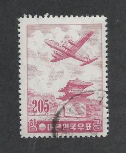 KOREA SC# C22 F-VF U 1957