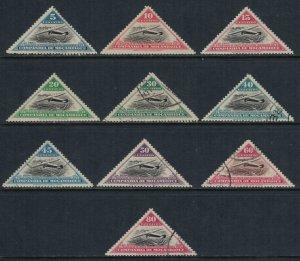 Mozambique Company #165-74*/u  CV $5.70