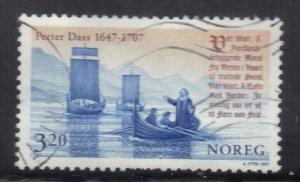NORWAY SC# 1176 *USED* 3.20k  1997  POET   SEE SCAN
