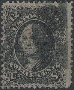 U.S. 97 Used FVF Very Thin Paper (61820)