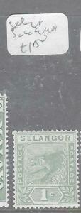 MALAYA SELANGOR  (P1404BB)  TIGER  1C  SG 49  MOG
