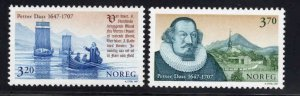Norway Scott 1176-1177 MNH**  set