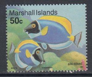 Marshall Islands 439 Fish MNH VF