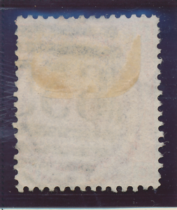 Great Britain Stamp Scott #69, Used, Plate #15 - Free U.S. Shipping, Free Wor...