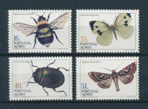 [98663] Portugal Acores 1984 Insects Butterflies Schmetterlingen  MNH