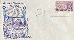 Fleetwood Dorothy Knapp 946 Joseph Pulitzer Library Columbia University