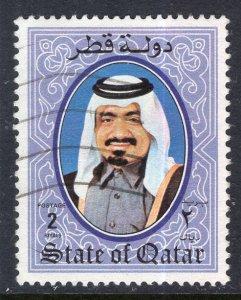 Qatar 709 Used VF