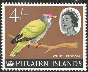 PITCAIRN ISLAND #39-50 Never Hinged Incomplete W/O High Value (12)