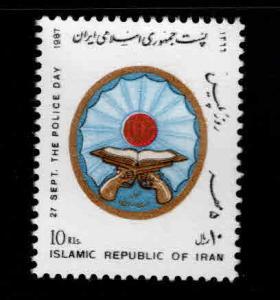 IRAN Scott 2286 MNH** Police stamp