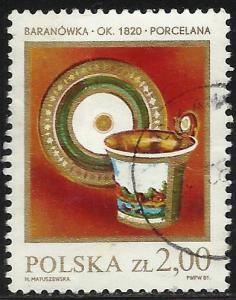 Poland 1981 Scott# 2444 Used