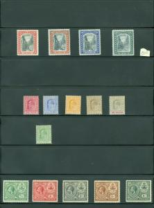 BAHAMAS: Beautiful collection all MOG & VF. Some NH included. SG Cat £886.00.