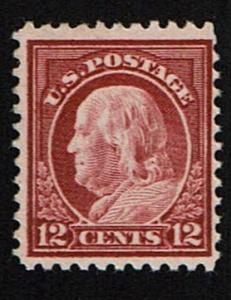 Scott #512a variety F/VF-OG-NH.