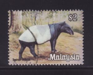 Malaysia 180 U Animals, Tapir (B)