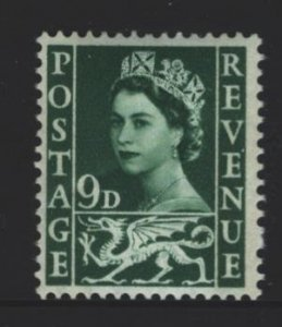 Wales and Monmouthshire Sc#4 MNH