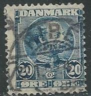 Denmark    Scott # 66 - Used