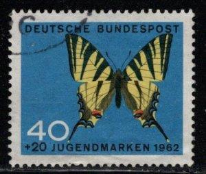Germany Bund Scott # B383, used