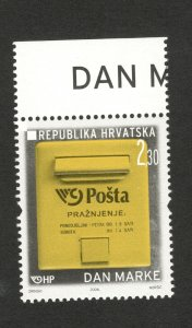 CROATIA-MNH-Stamp-stamp day- 2006.