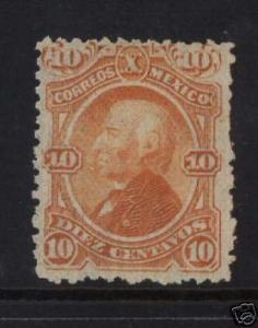 Mexico #108c Mint