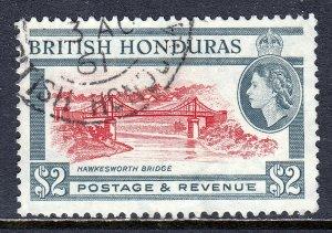 British Honduras - Scott #154 - Used - See description - SCV $5.00