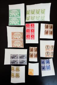 Worldwide Stamps Collection Fakes and Reproductions