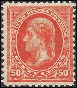 260 Mint,OG,H... SCV $475.00