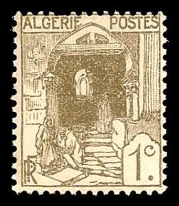 Algeria 33 Unused (MH)