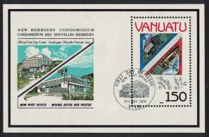 Vanuatu 'Stamp World London 90' International Stamp Exhibition MS SG#MS546