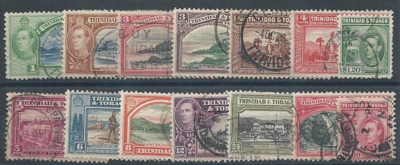 Trinidad & Tobago 50-61 U