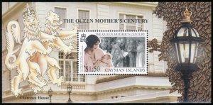 Cayman Islands 1999 Scott #786 Mint Never Hinged