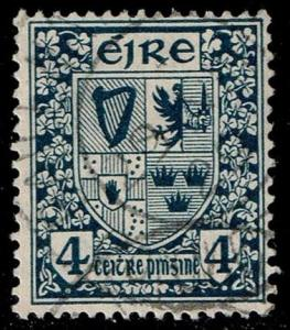 Ireland #71 Coat of Arms; Used (6.25)