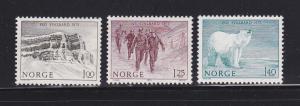 Norway 660-662 Set MNH Various (B)