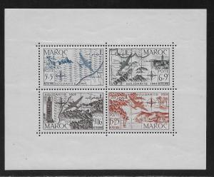 FRENCH MOROCCO SC# CB39a  FVF/MNH    1950